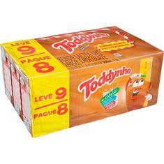 Achocolatado Toddynho 200ml Leve 9 Pague 8