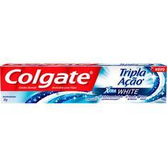 Creme Dental Tripla Ação Xtra White Colgate 70g
