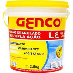 Cloro Piscina Estabilizador Genco 2,5kg