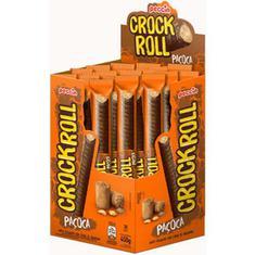 Chocolate Crock Roll Paçoca Peccin 450g