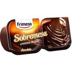 Sobremesa de Chocolate Frimesa 200g