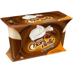 Chandelle Sabor Chocolate com Chantilly Nestlé 200g