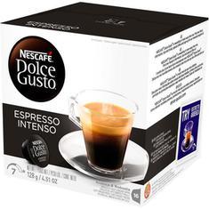 Cápsulas de Café Nescafé Espresso Intenso Dolce Gusto 128g