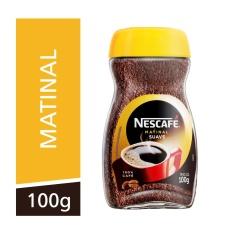 Café Solúvel Matinal Nescafé 100g