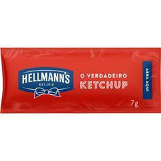 Ketchup Tradicional Hellmann's Sachê 168X7g