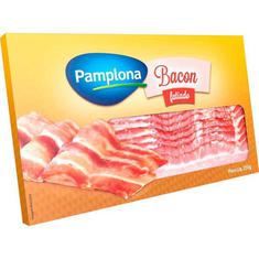 Bacon Fatiado Pamplona 250g
