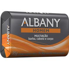 Sabonete Masculino Multiação Albany 85g