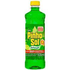 Desinfetante Citrus Limão Pinho Sol 500ml