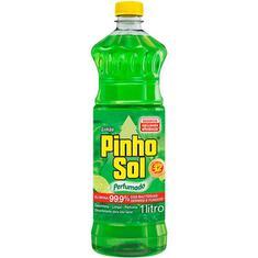 Desinfetante Citrus Limão Pinho Sol 1L