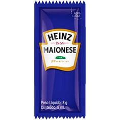 Maionese Heinz 192x8g