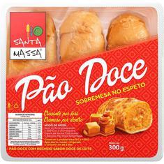Pão Doce de Leite Santa Massa 300g