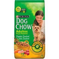 Alimento para Cães Adultos de Raças Pequenas Dog Chow 3kg