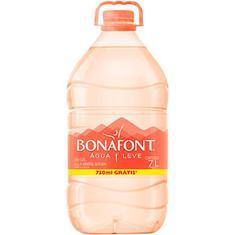 Água Mineral Sem Gás Bonafont 7L