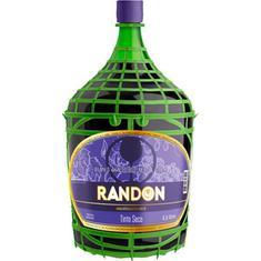 Vinho Nacional Tinto Seco Randon 4,6L