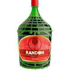 Vinho Nacional Tinto Suave Randon 4,6L