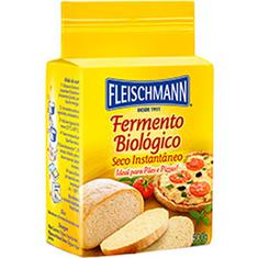 Fermento Biológico Fleischmann 500g
