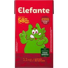 Extrato de Tomate Elefante 1,1kg