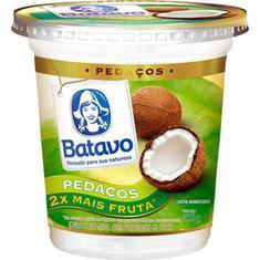 Iogurte Pedaços de Coco Batavo 500g