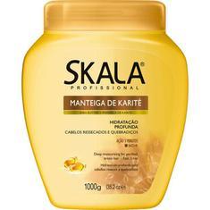Creme de Tratamento Manteiga de Karité Skala 1kg