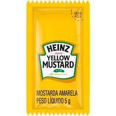 Mostarda Tradicional Heinz 192x5g