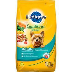 Ração para Cães Equilíbrio Natural Raças Pequenas Pedigree 10,1kg