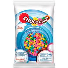 Mini Confeito de Chocolate Chocogiros Mavalério 500g