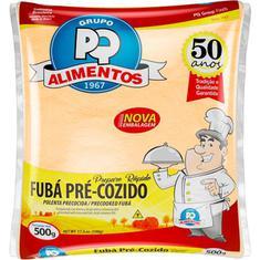 Fubá Pré-cozido PQ 500g