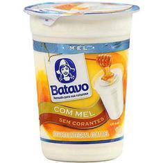 Iogurte Sabor Mel Natural Batavo 170g