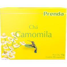 Chá de Camomila Prenda 15 saquinhos