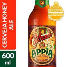 Cerveja Premium Appia Colorado 600ml
