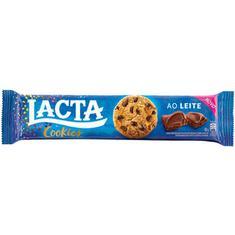 Cookies Ao Leite Lacta 80g