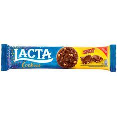 Cookies Shot Lacta 80g