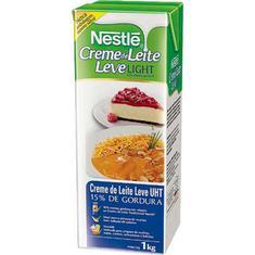 Creme de Leite Leve Nestlé 1kg