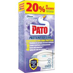 Pastilha Adesiva Lavanda Pato 3un 20% Desconto