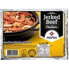 Charque Jerked Beef Dianteiro Marba 1kg