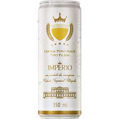 Cerveja Puro Malte Tipo Pilsen Império 350ml