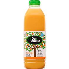 Suco de Laranja Refrigerado Da Família 900ml