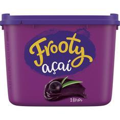 Açaí Original Frooty 2L