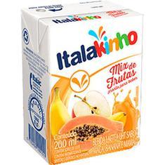 Bebida Láctea Mix de Frutas Italac 200ml