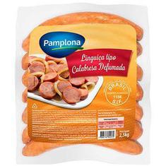 Linguiça Calabresa Pamplona 2,5Kg