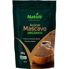 Açúcar Orgânico Mascavo Native 250g