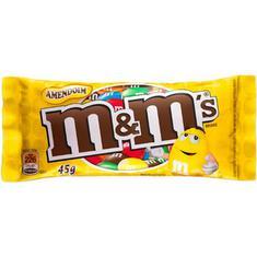 Chocolate M&M's Amendoim 45g