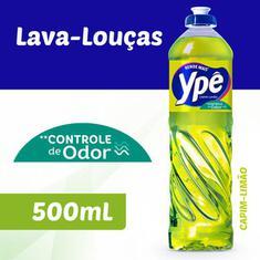 Detergente Líquido Capim Limão Ypê 500ml