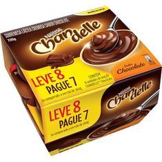 Sobremesa sabor Chocolate Chandelle 720g