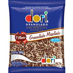 Chocolate Granulado Mesclado Dori 500g