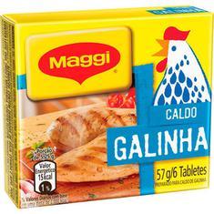 Caldo sabor Galinha Maggi 57g