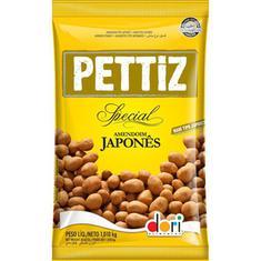Amendoim Especial Japonês Pettiz Dori 1,010kg