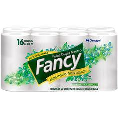 Papel Higiênico Fancy 16X30m