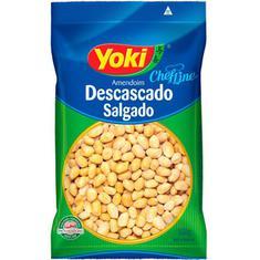 Amendoim Descascado e Salgado Yoki 500g