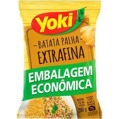 Batata Palha Extra Fina Yoki 280g
